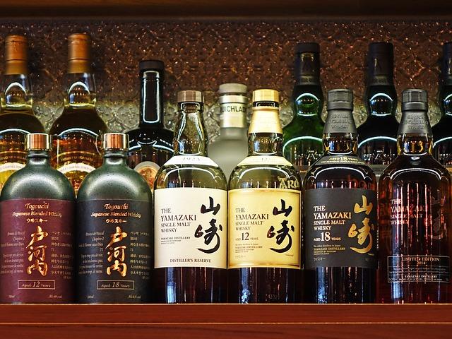山崎のウイスキー